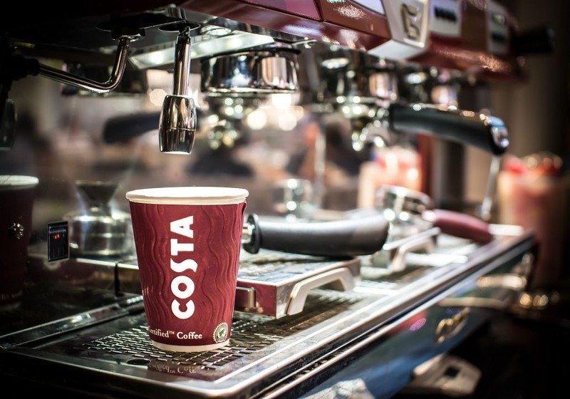 Costa Coffee: The Perfect Commute